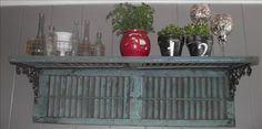 Creative Uses For Old Window Shutters