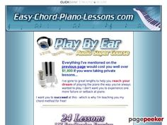 The New & Improved Play Piano By Ear Super Course For Busy Adults