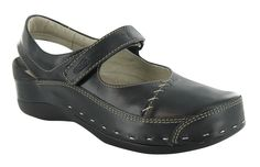 Strap Cloggy by Wolky - The most comfortable, favorite shoe, I own.