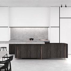 AD OFFICE minimalist kitchen