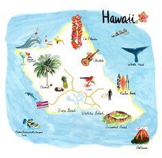 T Galleria Hawaii by Cassandre Montoriol | Agent Pekka