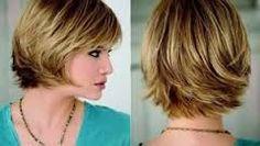 Resultado de imagem para corte de cabelos para gordinhas