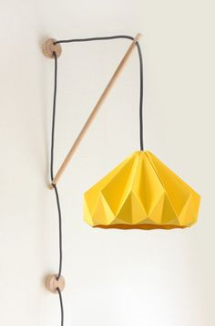 Klimoppe Chestnut - Goldyellow by Studio Snowpuppe | General lighting