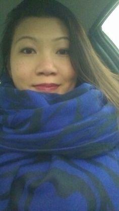 Nightfall scarf