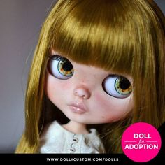 Custom Doll for Adoption by SoledadBlythe  CHECK HERE  https://etsy.me/2GKjqqV . . . #dollycustom #blythe #blythecustom #blythecustomizer #ooakblythe #customblythe #kawaii #doll #artdoll #dollstagram #blythestagram #blythelover #ブライス #blythedoll #customdoll #ooak #ooakdoll