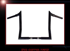 Our new Reaper monkey bars for the 2013 and below Street glides www.fmbchopperparts.com