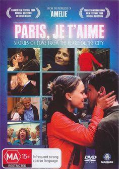 Paris, Je T'Aime #paris #movie