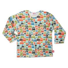 Zutano Baby Boys Piccadilly Cars Long Sleeve T Shirt Cream 18 Months * You can get more details by clicking on the image.