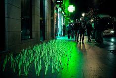 Mutant Weeds Spring Up in Madrid