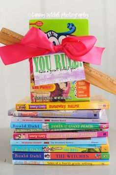 """Make This: Free Download: Teacher Appreciation Week Gift Ideas """"You Rule"""" tags and fruit by the foot"""