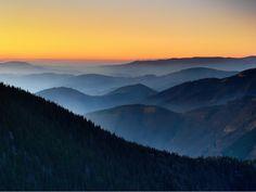 Jeseníky mountains (North Moravia), Czechia #Czechia #nature #VisitCzechia