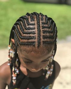 Kids Braided Hairstyles for Black Girls In 2020 Pin by Val Jack On Natural Hair Styles Of 97 Awesome Kids Braided Hairstyles for Black Girls In 2020 Little Girl Braid Styles, Kid Braid Styles, Little Girl Braids, Black Girl Braids, Braids For Kids, Girls Braids, Toddler Braided Hairstyles, Black Kids Hairstyles, Baby Girl Hairstyles
