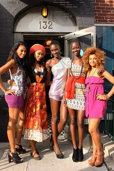 Can't get enough of the beautiful #diversity of #naturalhair!