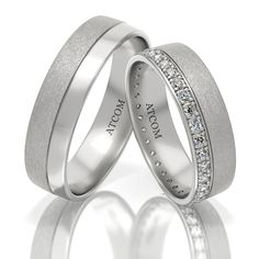 Verighete Din Argint Moon Crystal Bocane Jewelry I Love