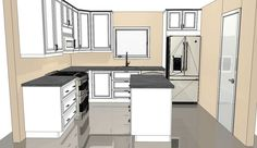 9 Admirable Cool Ideas: Inexpensive Kitchen Remodel Fixer Upper cheap kitchen remodel how to build.Kitchen Remodel On A Budget Videos kitchen remodel with island with columns. 1970s Kitchen Remodel, Budget Kitchen Remodel, Galley Kitchen Remodel, 1960s Kitchen, Ranch Kitchen, Kitchen Tips, Vintage Kitchen, Kitchen Ideas, Ikea Kitchen Design