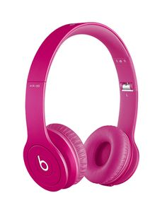 Solo Monochromatic Headphones - Pink, http://www.very.co.uk/beats-by-dr-dre-solo-monochromatic-headphones-pink/1314715999.prd
