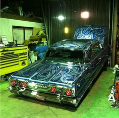 1963 Impala...Re-pin...Brought to you by #CarInsurance at #HouseofInsurance in Eugene, Oregon