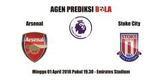 Prediksi Arsenal vs Stoke City 1 April 2018