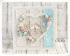 Wild Orchid Crafts: 2 Wedding Anniversary Cards