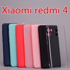 Xiaomi redmi 4 case cover Silicone TPU case for Xiaomi redmi 4 Ultra thin Crystal and solid colors Soft #>=#>=#>=#>=#> Click on the pin to check out discount price, color, size, shipping, etc. Save and like it!