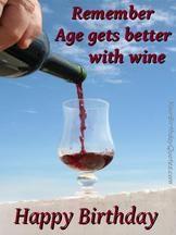 happy birthday wijn - Google zoeken