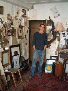 Artist Phil Hale