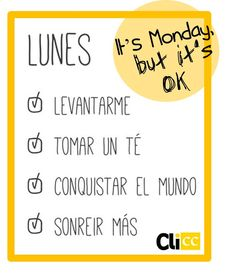 lunes, contact center, monday