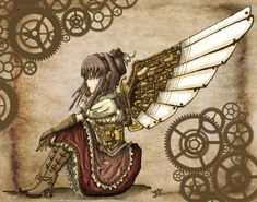 Sci Fi Steampunk Wallpaper/Background 1711 x 1348 - Id: 219197 - Wallpaper Abyss