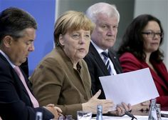 Partidos alemanes acuerdan abrir más empleos para migrantes - http://a.tunx.co/Gq63M