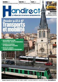 Couverture du numéro 151 : Transports et mobilité.