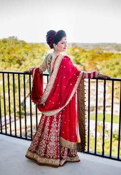 Beautiful Bridal Lengha | MnM Photo