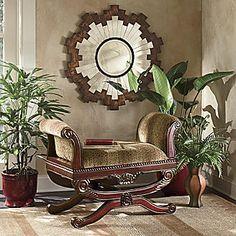 Ballard Tropical Leaf Candleholder Set | Tropical home | Pinterest ...