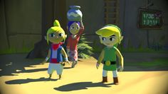 On January 23rd, 2013, The Legend of Zelda: Wind Waker director, Eiji Aonuma announced on Nintendo Direct that two Zelda titles were being produced. The first is a unnamed Zelda title for the WiiU, while the second a is HD remake of the critically acclaimed title The Legend of Zelda: Wind Waker.