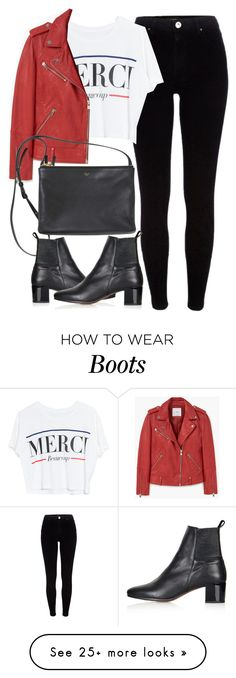 """""""Untitled #5901"""" by laurenmboot on Polyvore featuring River Island, Lovers + Friends, MANGO and Topshop"""