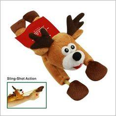 Flying Jingling Partying Reindeer