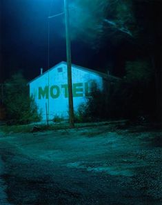 TODD HIDO: Fragmented Narratives (2011)