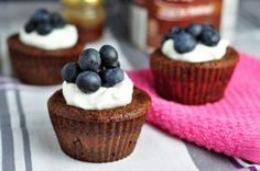 zdrave kakaove muffiny z 5 ingrediencii