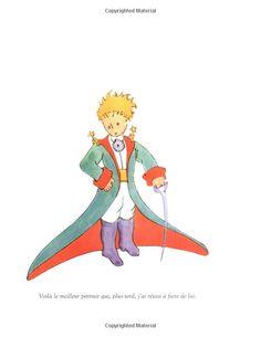 Le Petit Prince: French Edition: Antoine de Saint-Exupéry: 9780152164157: Amazon.com: Books