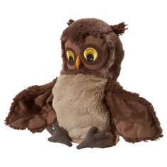 Bought this and its SO cute!  Fits our hands and would fit a little one's hands too. VANDRING UGGLA Glove puppet - IKEA $4.99 CAN