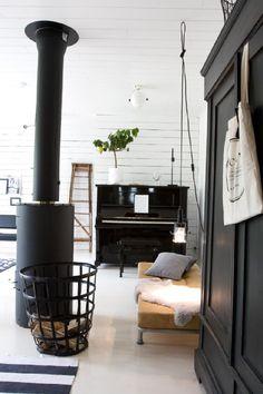 Sisustus  - Olohuone - Skandinaavinen Sweet Home, New Homes, Inspiration, Biblical Inspiration, House Beautiful, Inspirational, Inhalation