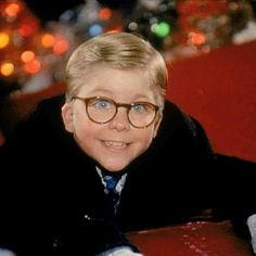 "Ralphie from ""A Christmas Story"" dreamt of a bb gun"