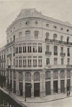 Calle Correos, antigua Alfredo Calderón