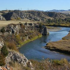 Montana State Parks :: Missouri Headwaters