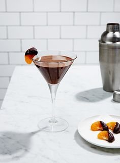 chocolate martini! recipe by melbourne chocolate amker Jade Bentley from Monsieur Truffle