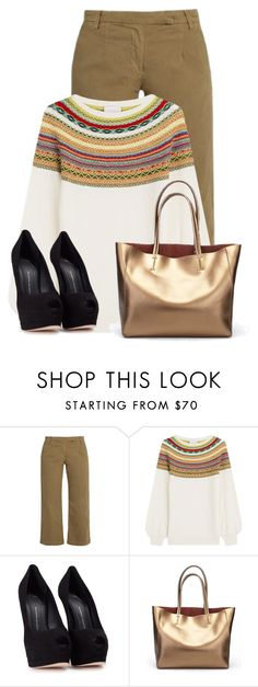 """""""Untitled #19695"""" by nanette-253 ❤ liked on Polyvore featuring Current/Elliott, Claudia Schiffer and Giuseppe Zanotti"""