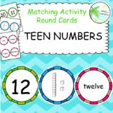 Browse over 80 educational resources created by Sand and Sunsets in the official Teachers Pay Teachers store. Teen Numbers, Number Words, Number Matching, Math Concepts, Teacher Pay Teachers, Grade 1, Math Activities, Maths, Kindergarten