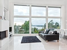 Living room maisema