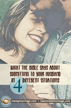 Are you struggling with the idea of submitting to your husband just because the Bible says you should? Then click the link to read this post. It will guide you on how and when to submit to your husband, giving you insight into why the Bible commands this! #marriage #submission #tips #submit #spouse #husband #wife #conflict #Bible #verses #Scripture #quotes #inspiration #encouragement #strategies #Christ #church #bride #God #Christian #love #respect #communication #oneness #bond