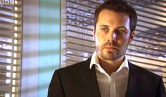 Holby City: Oliver Valentine (James Anderson) will also return to Holby in 2015