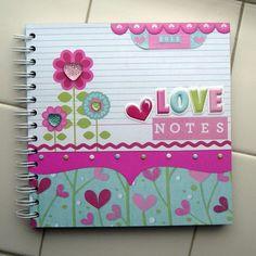 love notes book #valentine #valentinediy #wermemorykeepers